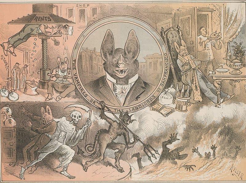 Vampire Landlord 1882