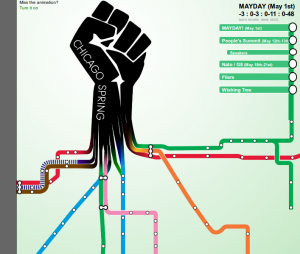 Almost the best use of cta rail map for political purposes the from chicago spring sciox Image collections